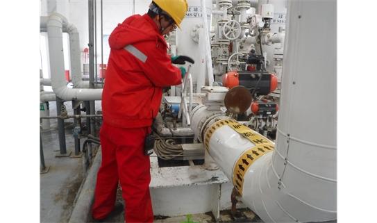 西部betway体育开户公司下属恒泰公司液化厂25日达到满负荷生产,实现全面复工复产